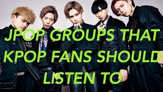Download Lagu JPOP BOY GROUPS THAT KPOP FANS SHOULD LISTEN TO! Gratis STAFABAND