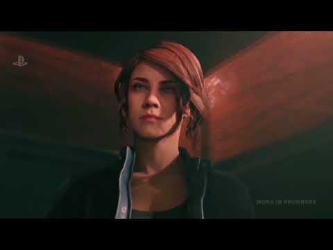 Control E3 2018 Gameplay Demo Actual Game Footage