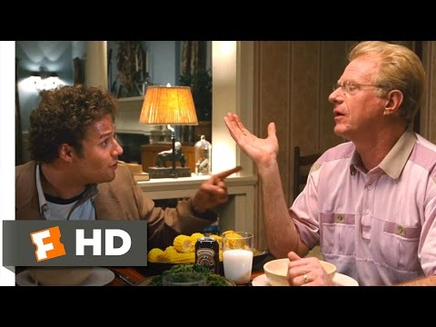 Pineapple Express - Dinner at Angie's House Scene (5/10)   Movieclips