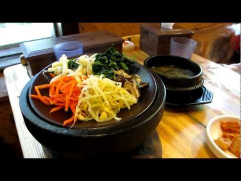 Korean Food - Comida coreana