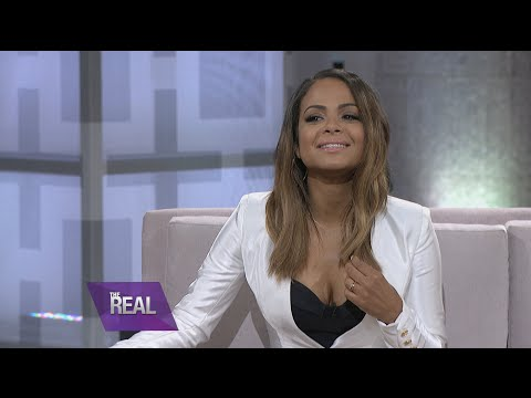 Christina Milian on Why She Loves Big Booties