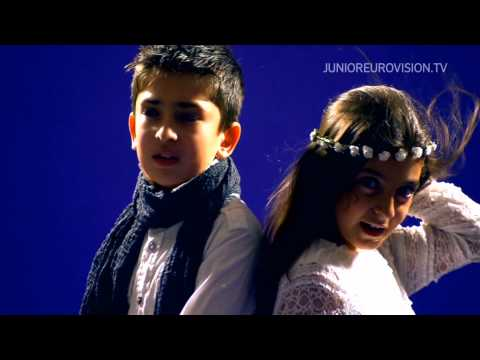 Omar Sultanov & Suada Alekberova - Boys & Girls (Azerbaijan) 2012 Junior Eurovision Song Contest