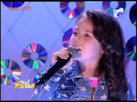Alexia Niculae - Rihanna - We Found Love - Next Star
