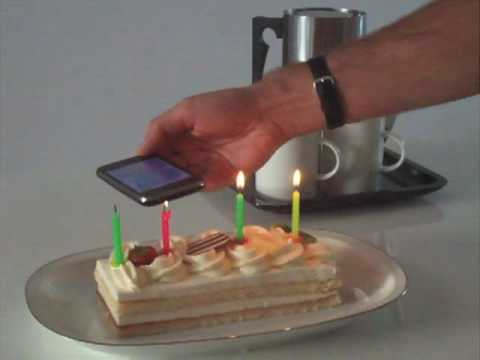 Thumb iPhone Blower: aplicación para que tu iPhone sople