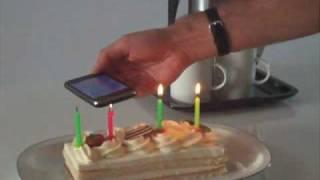 Thumb iPhone Blower: aplicación para que tu iPhone sople