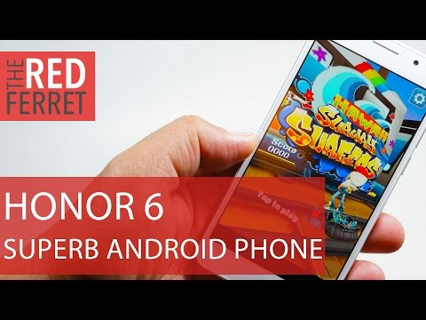 Honor 6 -best budget Android phone we've tested so far [Review]
