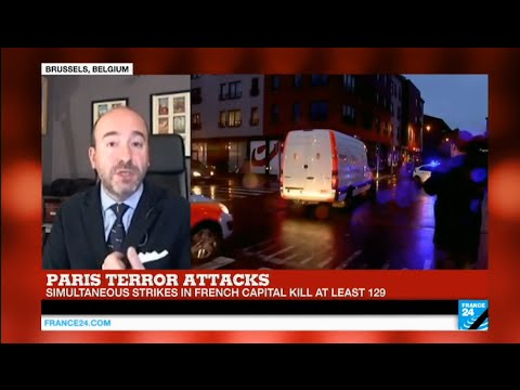 Paris terror attacks: 3 men arrested in Belgium near Brussels, thought to be accomplices to gunmen