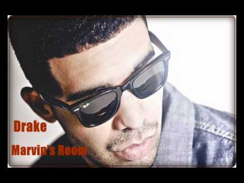 Drake - Marvin's Room (instrumental karaoke) Hq W lyrics video