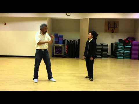 Tai Chi Push Hands Basic Training, Part 6 Image 1