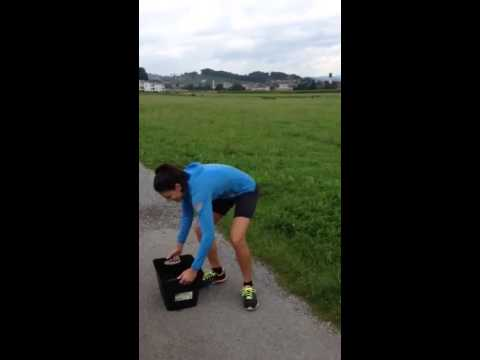 Gaby Sabatini accepts Ice Bucket challenge for MND awareness
