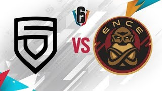 Rainbow Six - Six Invitational 2018 - PENTA Sports vs. ENCE esports - day 4