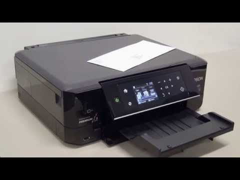How To Print On Multiple Envelopes  (Epson XP-900, XP-640, XP-645, XP-630/635,XP-620/625) NPD5341