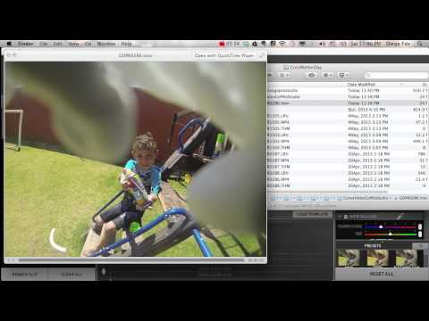 GoPro Studio 2 0 Tutorial Camara Lenta  - Slow Motion