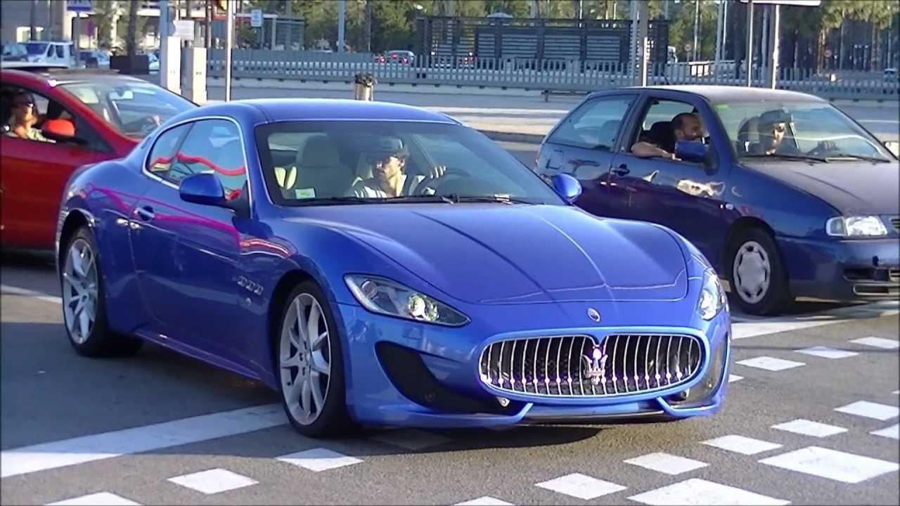 New Maserati Granturismo Sport 2012 Sound Youtube