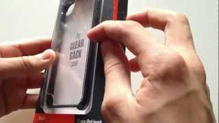 Unboxing | Review | Funda/Case Griffin Reveal Slim-Fit | Ipod Touch 5 |HD|