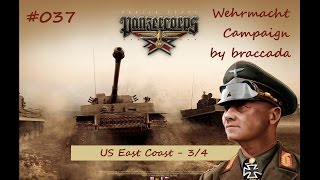 Panzer Corps Wehrmacht on Rommel #037 - US East Coast (3/4)