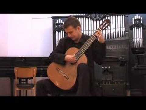 Goran Krivokapic - M. Giuliani Fantasia Op.123 (Part 2 of 2)