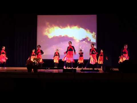 KCS Summer Dreams 2013 - Kahin aag Lage Jaye dance