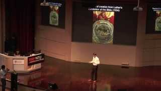 How we found out evolution is true: John van Wyhe at TEDxNTU