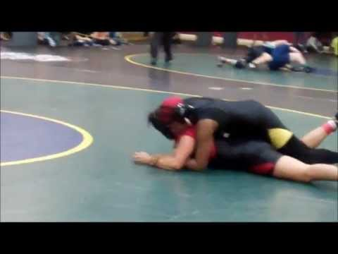 Beast Mode - Kay~Ci Bele: 2012 Florida Womens State Folkstyle Wrestling Championship Image 1