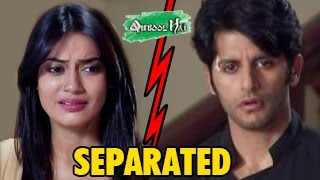 Qubool Hai 18th September 2014 FULL EPISODE | Aahil & Sanam TO GET SEPARATED