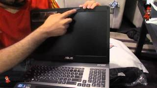 Unboxing & Preview - ASUS Republic of Gamers G75VW |      