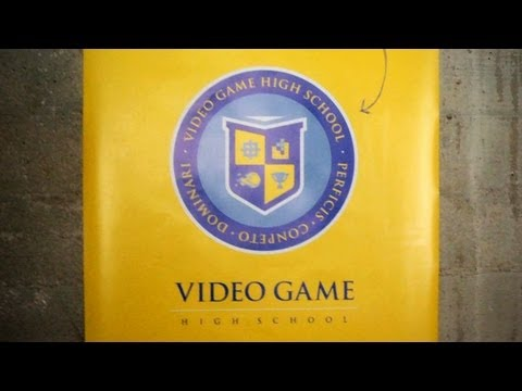 Video Game High School update!