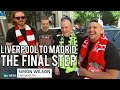 £40 CAR FROM LIVERPOOL TO MADRID - CHAMPIONS LEAGUE FINAL - ...