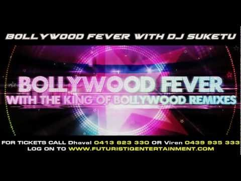 DJ Suketu - Bollywood Fever Promo (Perth)