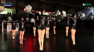 The XVIII Cheerleaders Polish Championship Łącko 2015 - GALAXY team Gdynia, nagranie fullHD !!!