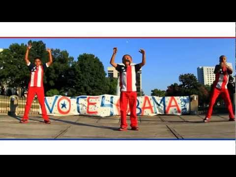 OBAMA Video - We Will Never Give Up - Obama Video By The Gore Boyz