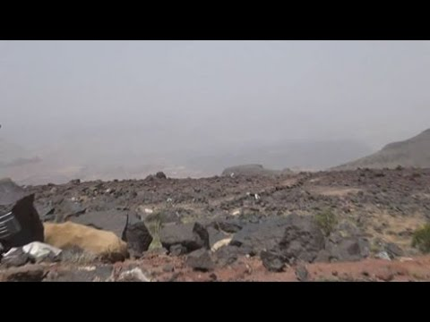 فيديو: أول فيديو من قمة جبل المنارة الاستراتيجي بصنعاء بعد تحريره من مليشيا الحوثي وصالح
