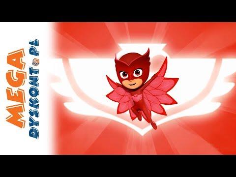 Pidżamersi Gra #2 • PJ Masks: Moonlight Heroes • Gry Na Telefon