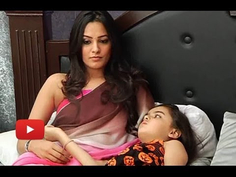 Yeh Hai Mohabbatein Behind The Scenes Anita Hassanandani Bed Scene 9th July 2014 Full Episode HD
