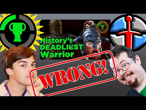 REPLY to Game Theory: Who Would Win -- Samurai, Knight, or Viking? (For Honor)