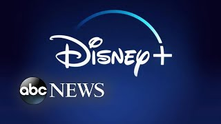 Disney+ launch signals shift in streaming world l ABC News