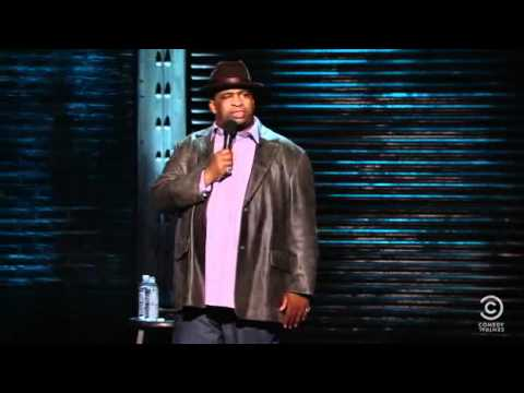 Patrice ONeal - Elephant In the Room [Harassment Day]