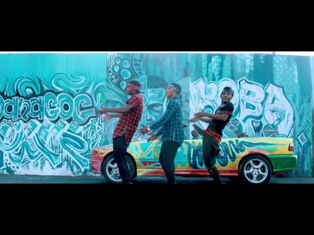 DANAGOG FT LIL KESH - KOBA (OFFICIAL VIDEO)