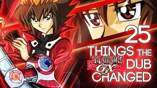 Yu-Gi-Oh GX: 25 THINGS the English Dub CHANGED/CENSORED
