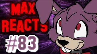 Max Reacts To Five Nights At Freddy 39 S Part 1 To 9 Tony Crynight
