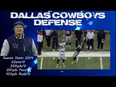 Dallas Cowboys Defense & Special Teams 2014 Highlights
