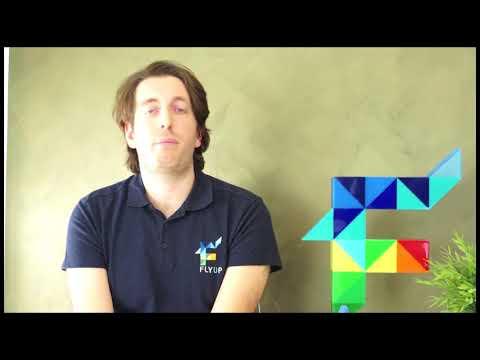 FlyUp spiegata dal suo fondatore e i suoi collaboratori | B Heroes