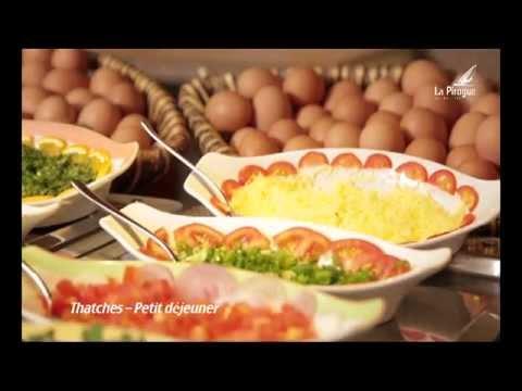 Restaurants in Mauritius, at 4 stars hotel La Pirogue