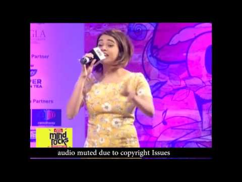 Shalmali Dancing With Audience On 'Lat Lag Gayee' At India Today Mind Rocks 2017
