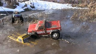 Crawler Teds Garage - An Awesome Adventure at ORP !