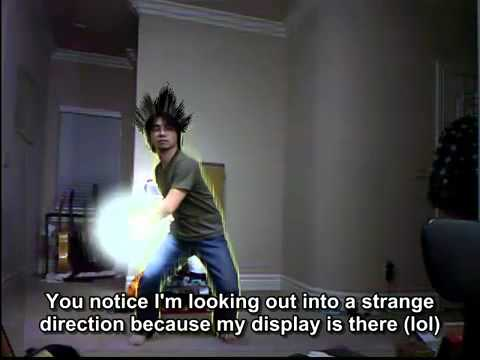 Thumb A Real Kamehameha in Kinect (Dragon Ball Z)