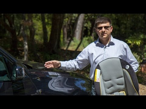 2014 BMW X5 Child Seat Review