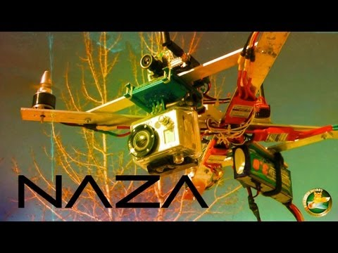 DJI NAZA Review