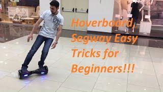 Hoverboard Segway Easy Tricks Tutorial