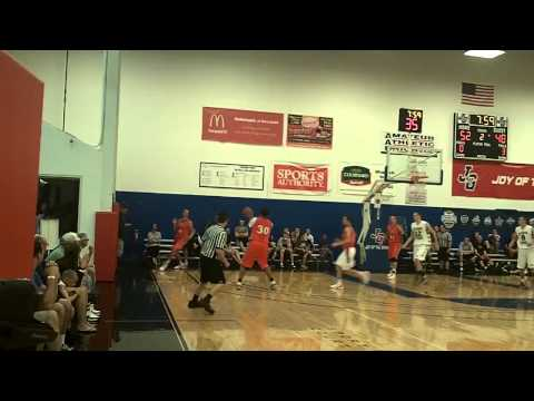 2013 Michigan Commitment Mark Donnal Summer Highlights